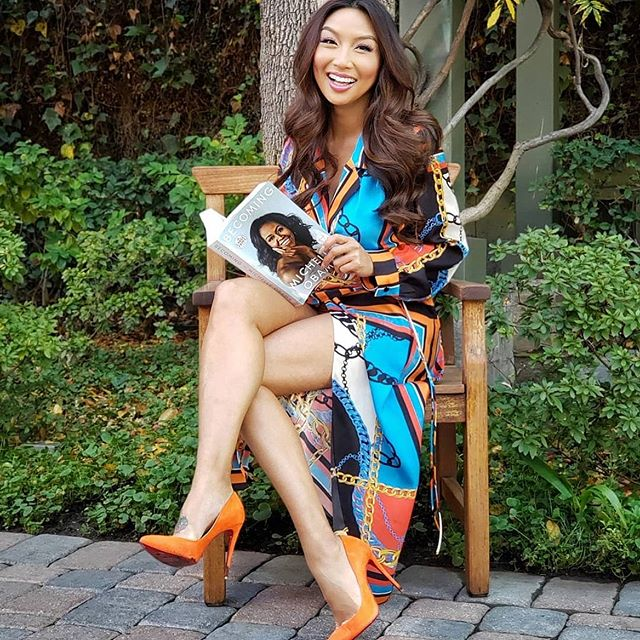 Have you joined our partner's @thejeanniemai book club yet? She reads a new book every month! Make sure to follow along on her Instagram. 🤓❤️📚