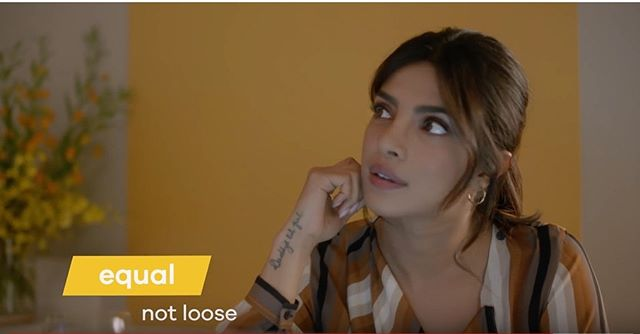 Thank you @adweek for mentioning our @bumble ad yesterday! We're proud to have made this ad with @bbdoindia and our partner @priyankachopra! Click the link in our bio to watch the full commercial! #EqualNotLoose 💛🐝💙