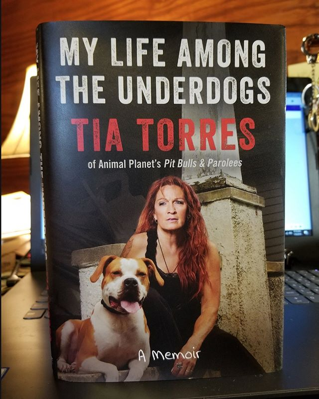 Have you pre-ordered Tia Maria Torres 's book yet? It comes out next Tuesday, January 15th! Make sure to click the link in our bio to get a copy! 🐶💙🐕