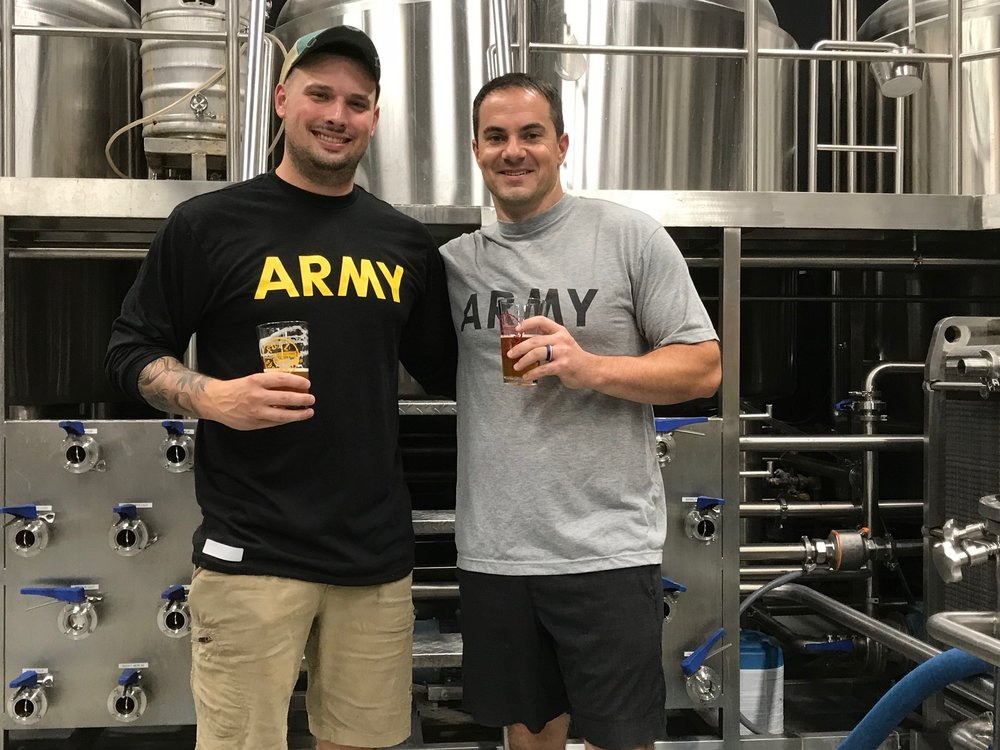Veteran Owned, Veteran Brewed