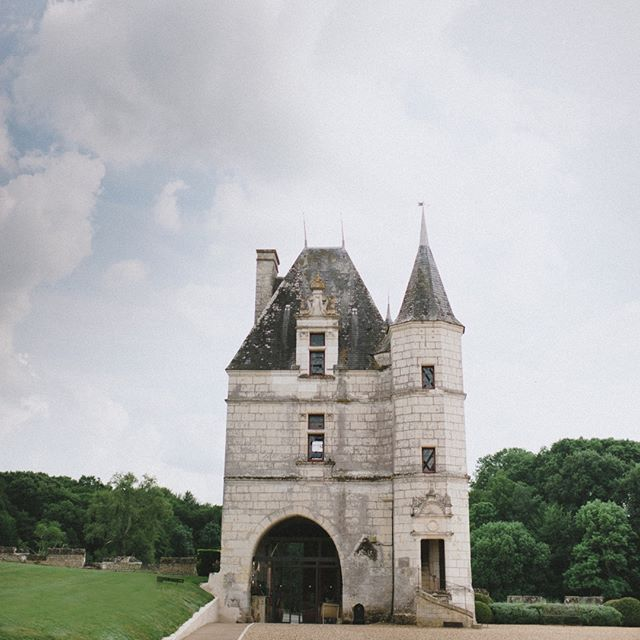 A starter chateau for younger families #nocoveredparking #loirevalley #vscocam
