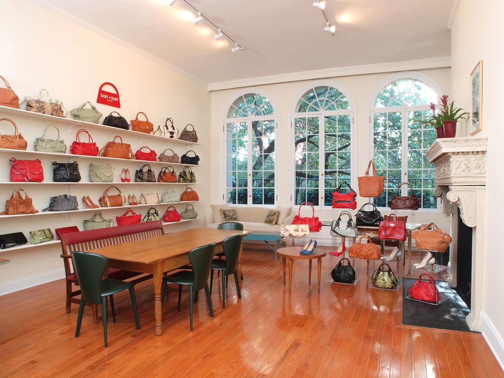 barr + barr showroom