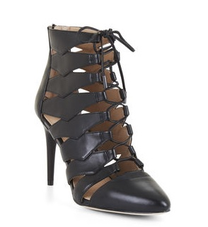 BCBGMaxazria Lace-up