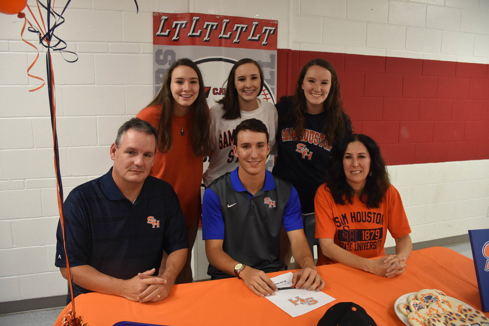 Brad Demco - Baseball - Sam Houston State University