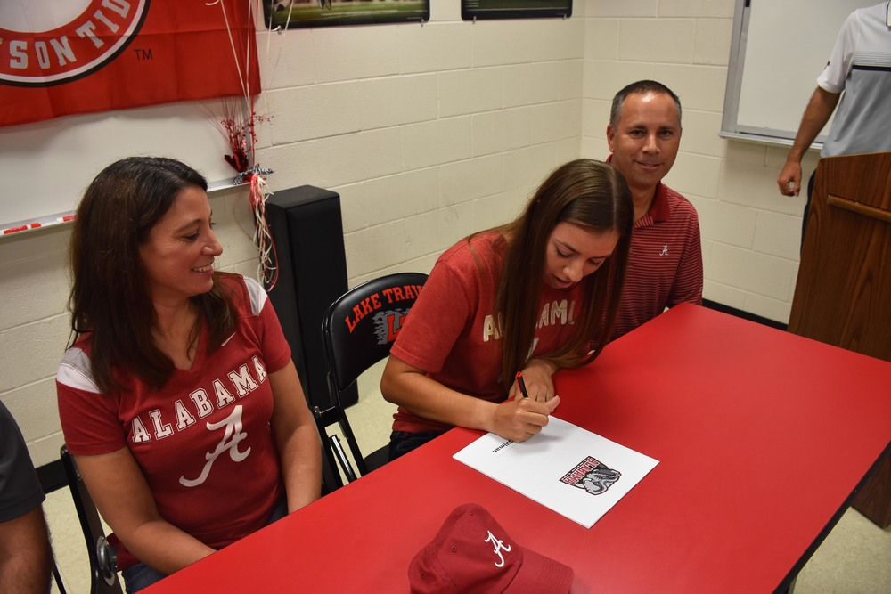 Kristen Gillman - Golf - University of Alabama