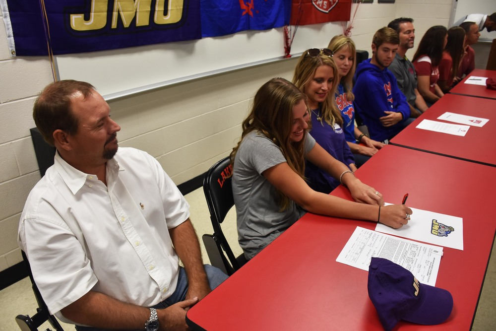 Lauren Comegys - Golf - James Madison University