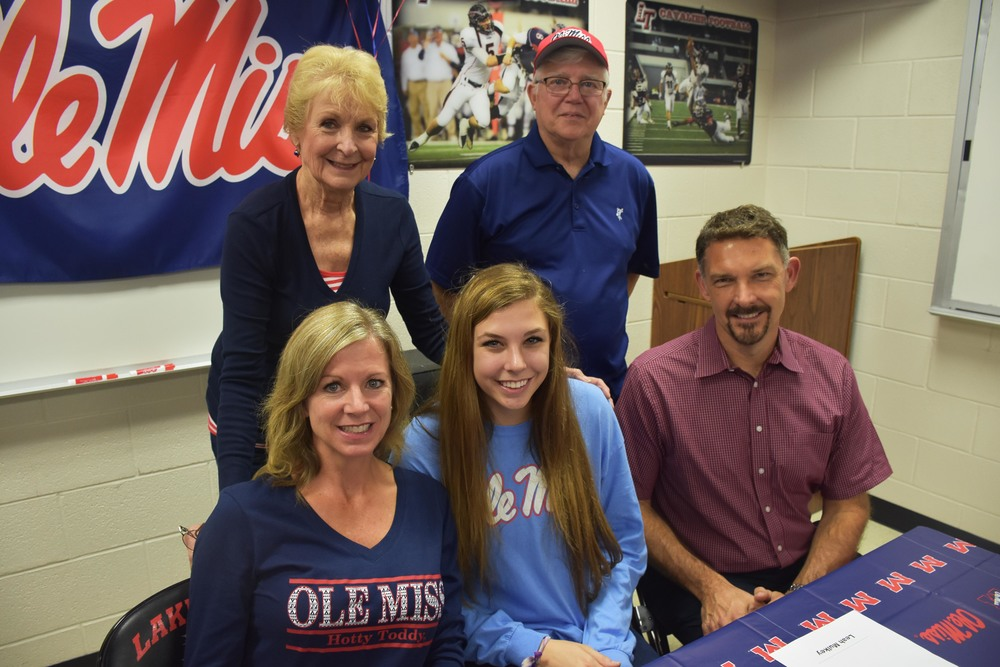 Leah Mulkey - Volleyball - University of Mississippi