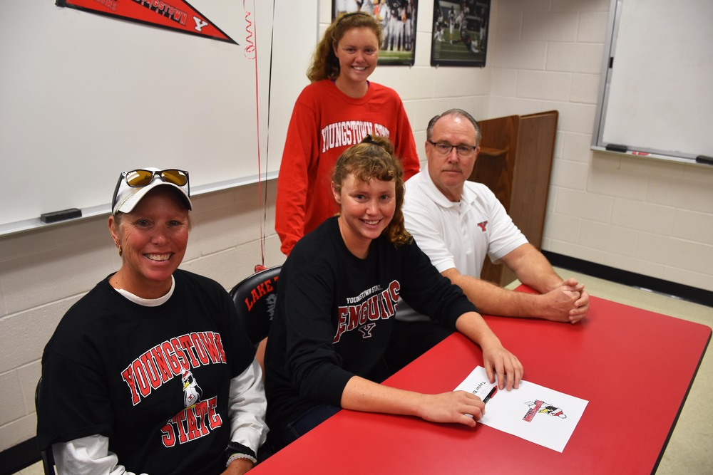 Taylor Bishop – Youngstown State University