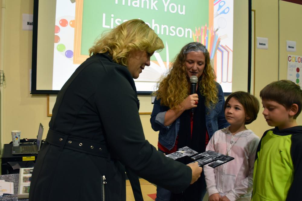 Lisa Johnson - President