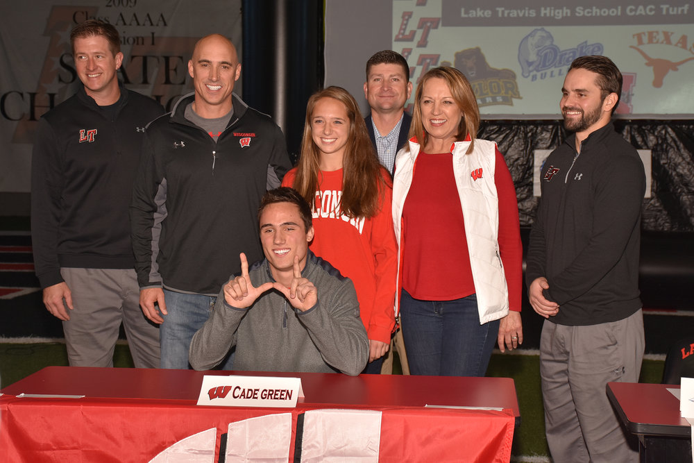 Cade Green – University of Wisconsin; Madison, WI