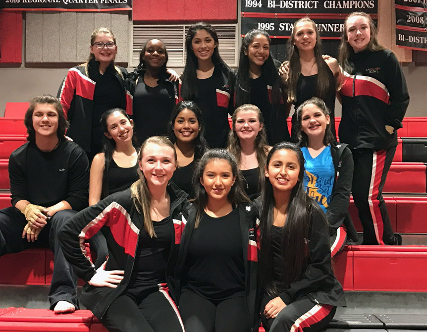 Lake Travis High School Winter Guard