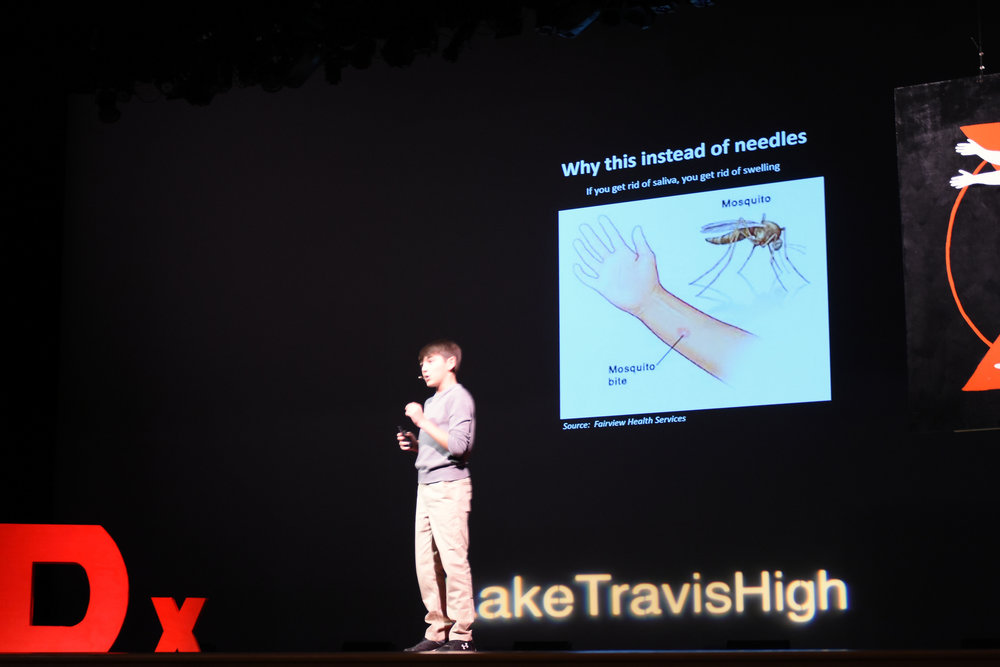 "Luke Monshaugen presents ""Mosquitos - Man's Foe or Friend?"""