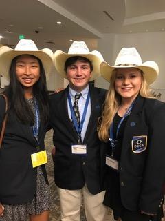 Emily Bian, Ricardo Cabeza de Vaca, & Anna Alsup