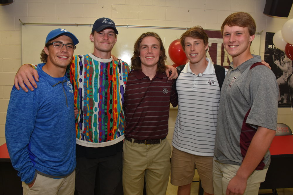 LTHS Boys Lacrosse Signees
