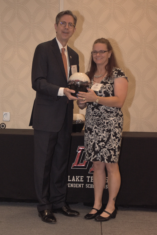 Michelle McCabe, Mentor Me LT Award