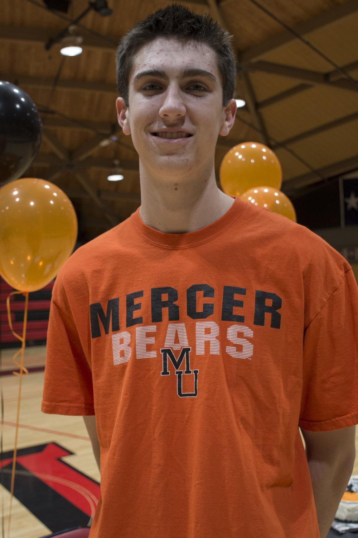 Mens Basketball: Luke Hamilton - Mercer University in Macon Georgia