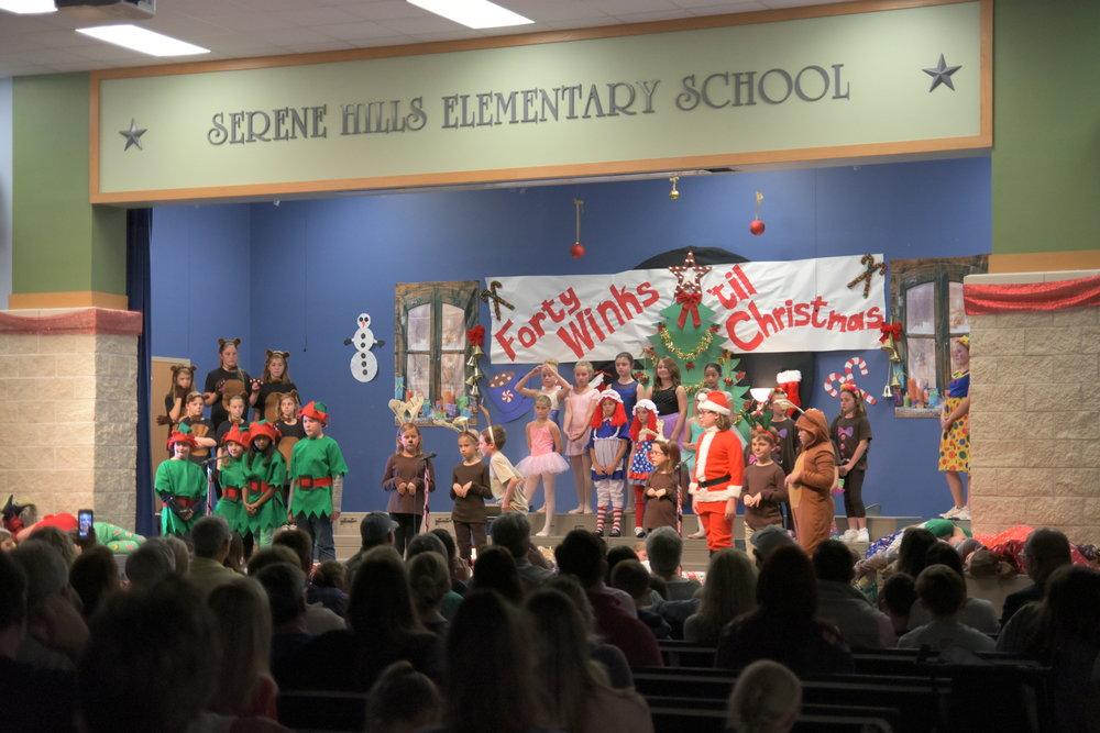 Serene Hills Elementary School