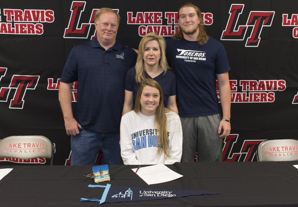 Lauren Quincy  - University of San Diego