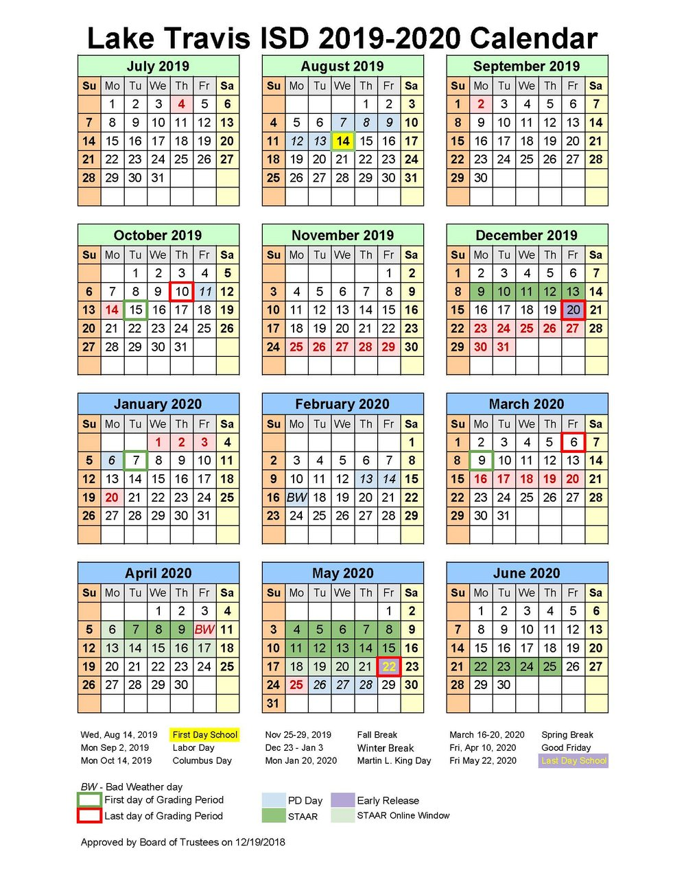Approved 2019-2020 LTISD Instructional Calendar - Approved Simple Version.jpg