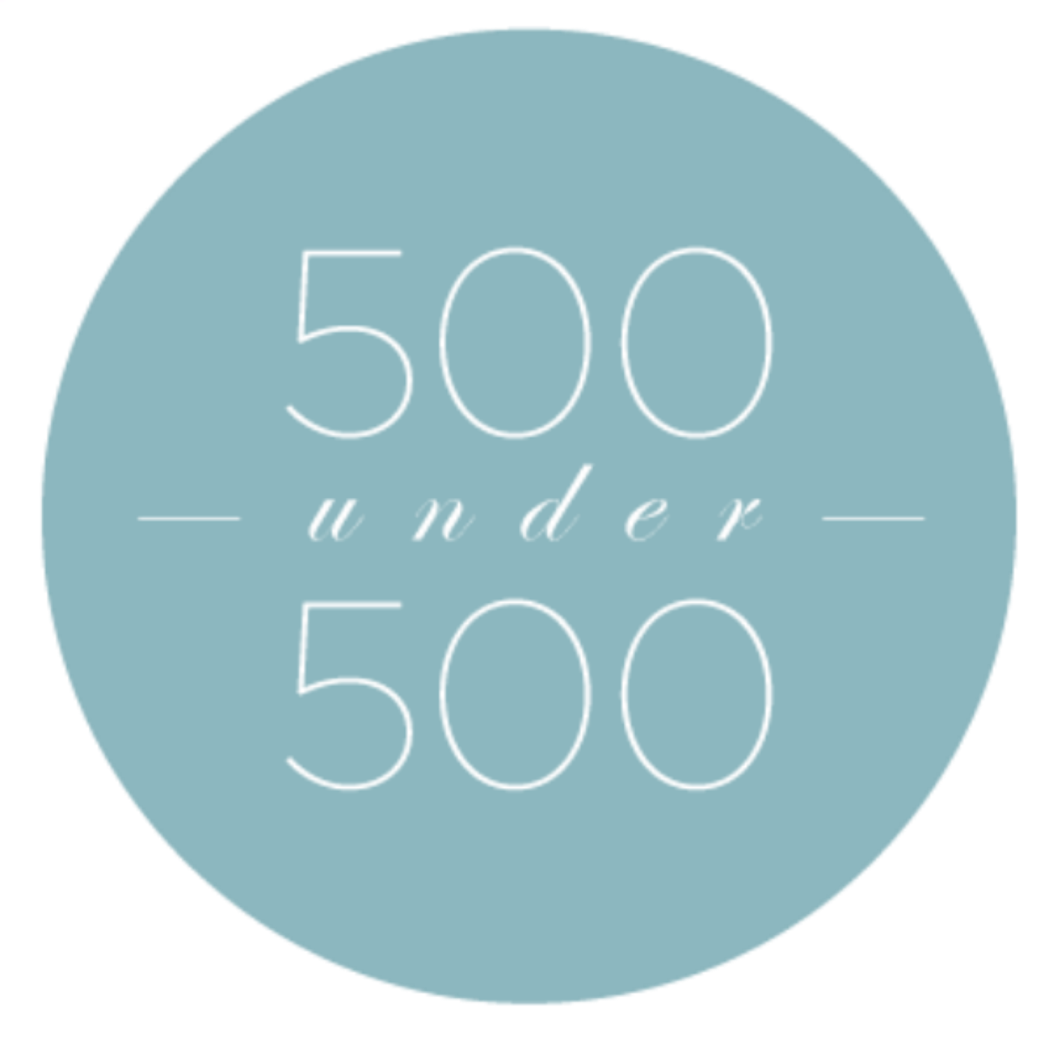 ADVERTISING'S TOP 500 UNDER 500
