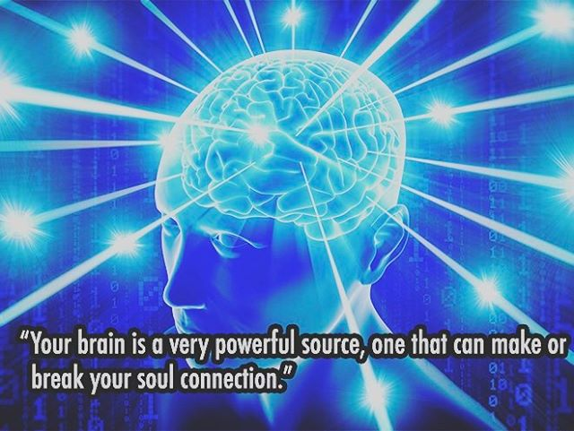 """Your brain is a very powerful source, one that can make or break your souls connection. If you focus your mind's energy in a healthy way, and don't hold on to ungrounded untruthful emotions, you won't be thrown off track. Once you take ownership of your unhealthy core issues and work on removing the dark, static, negative energies generated by them, the real 'mind surgery' occurs."" ---------------------------- #soul #connection #brian#mind #connection #selfawareness #consciousness #blogger #communication #female #friday #meditation #blue #blog #awake #you #instagood #inspiration #inspirationalquotes #goodvibes #love #riseup"
