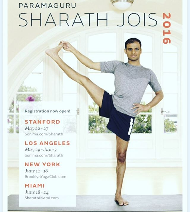 Who is going? #sharathjois #gurujiliveshere