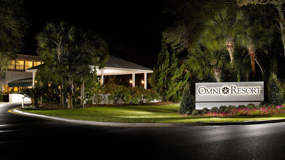 Resort Entry