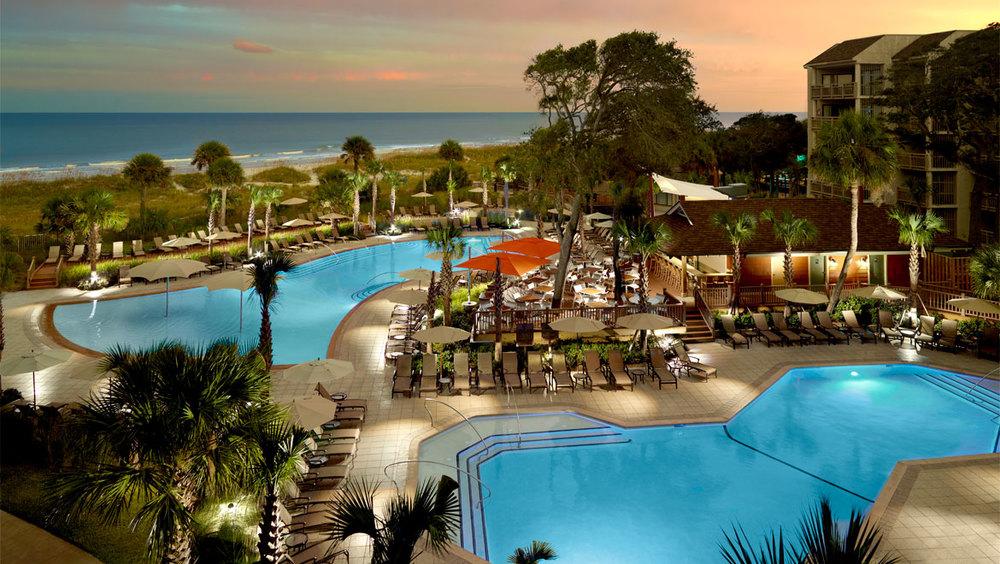 Resort Grounds