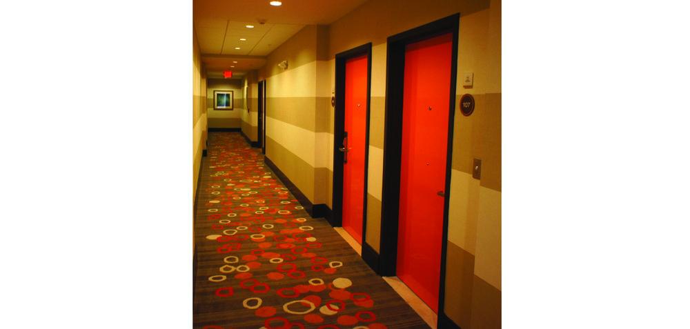 Guestroom Corridor