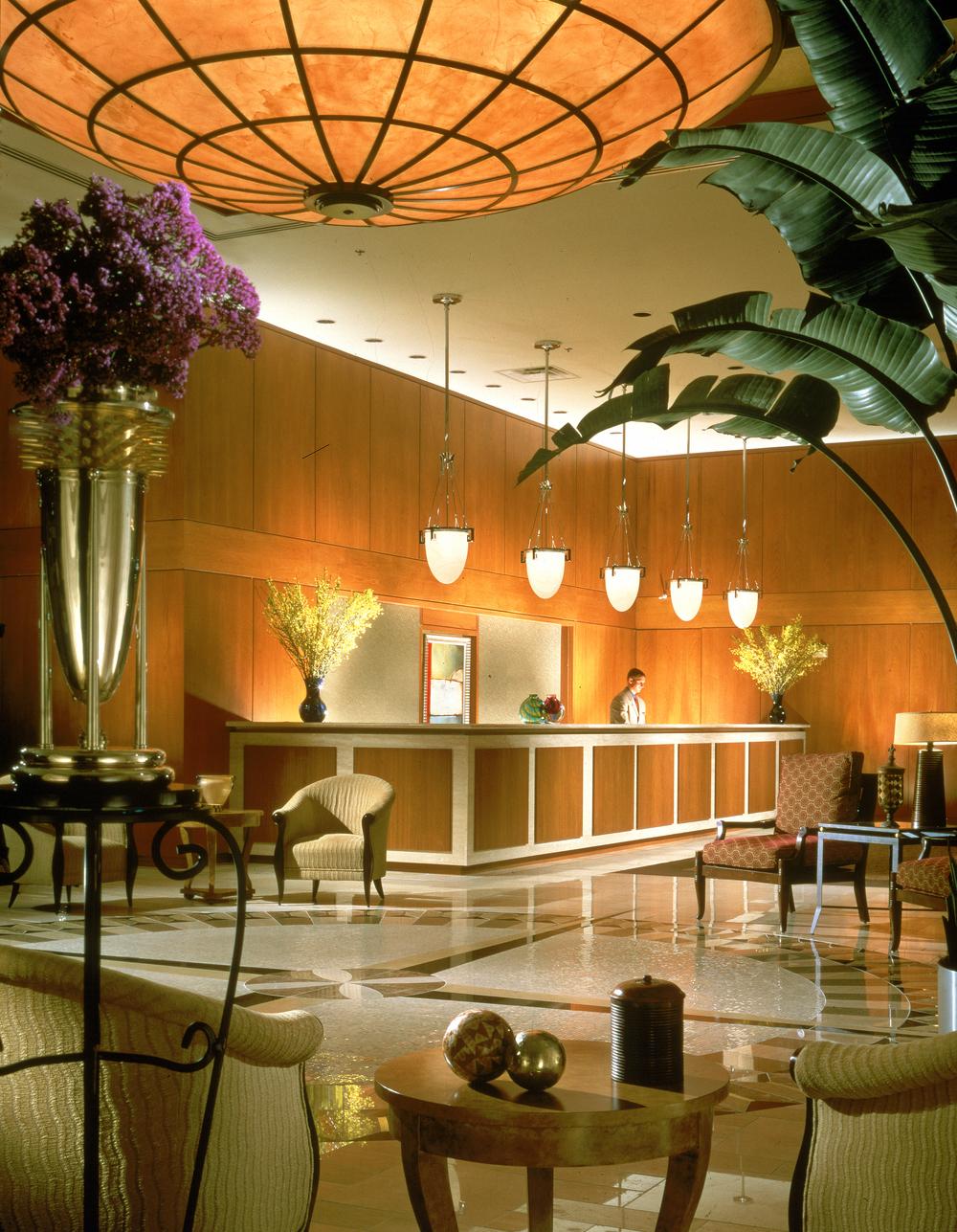 Omni Hotel at CNN Center