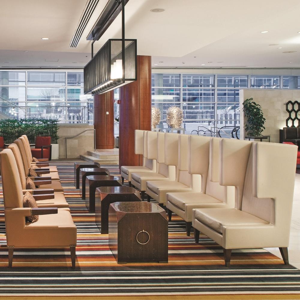 Hilton Hotel Omaha Convention Center