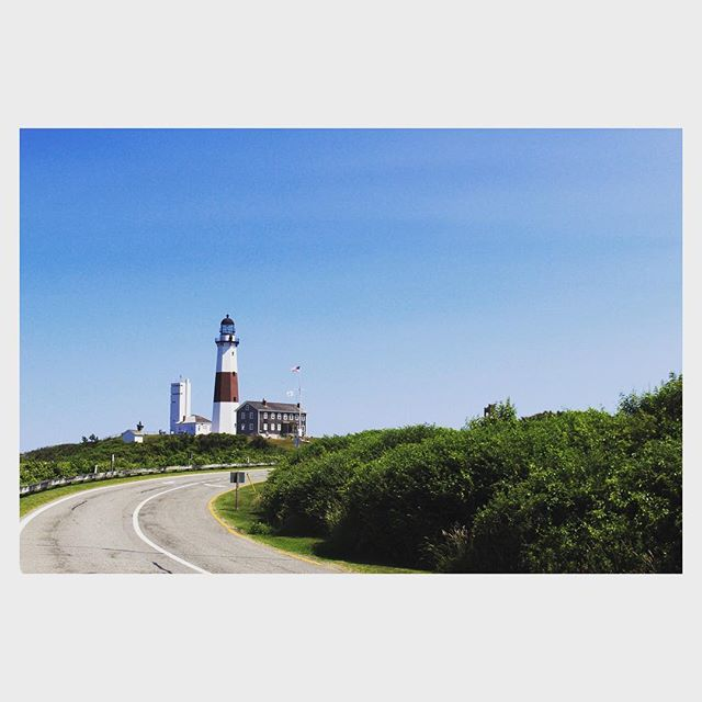 """Every man dies, but not every man truly lives""-✍🏽 William Wallace #montauk #montauklighthouse #montaukpoint #liveyourlife #liveyourbestlife"