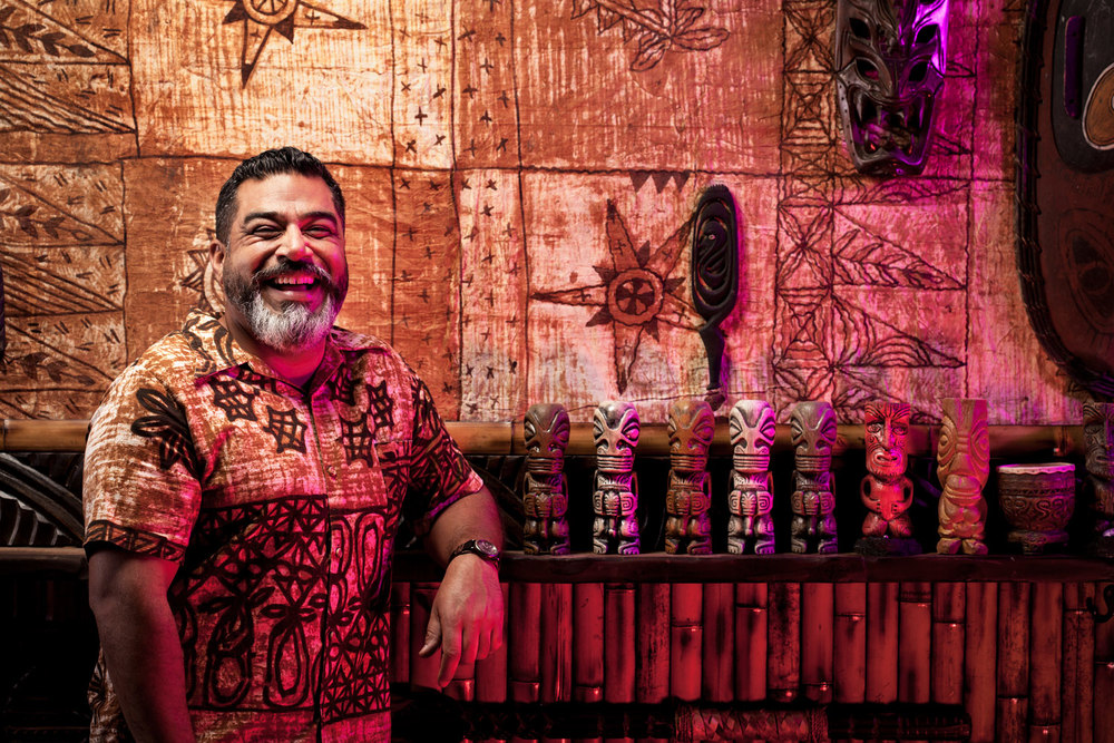 PROJECT TIKI - Home tiki bars and their happily obsessed owners.