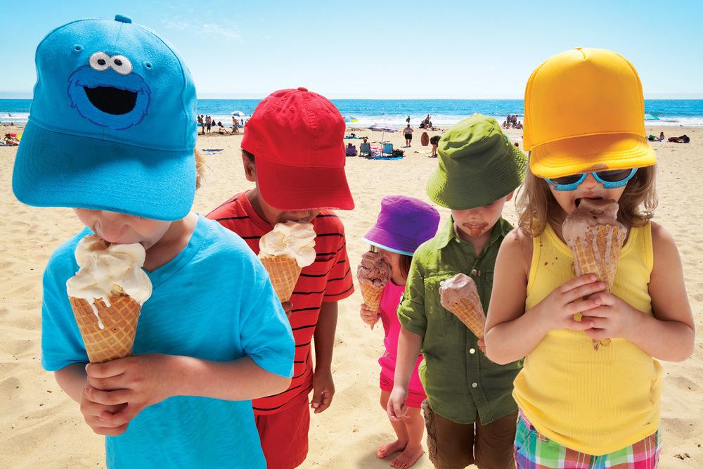 The Ice Cream Series