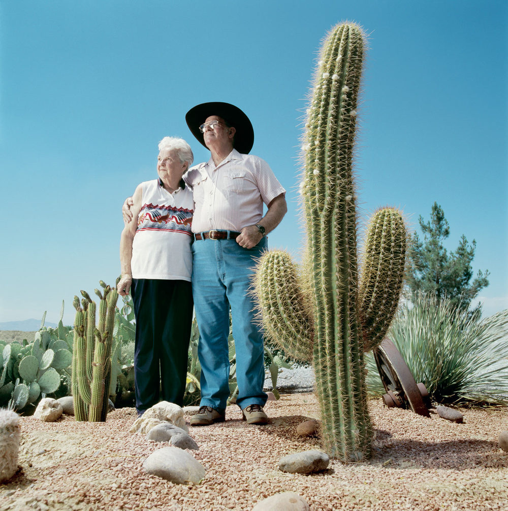 Cactus Couple