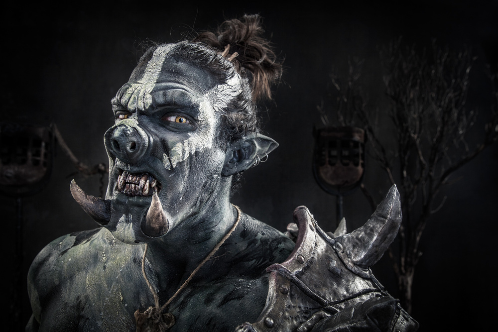 """Shadow of Mordor""  >  Agency:  Edelman Digital"