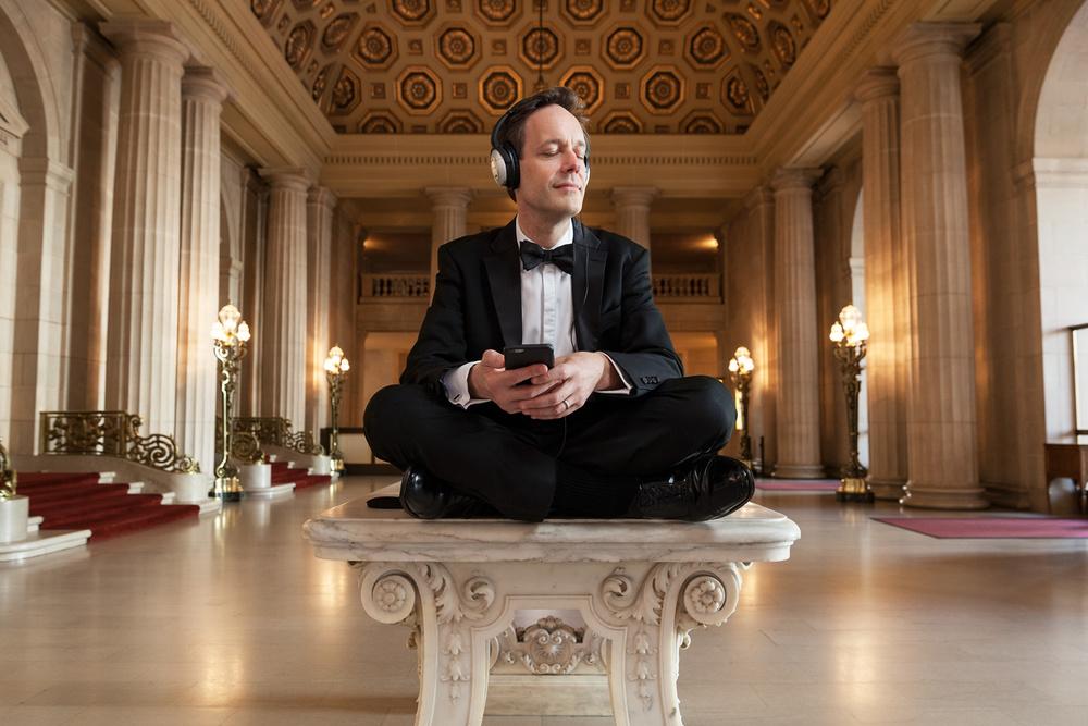 UCLA Magazine / Opera Composer, Jake Heggie
