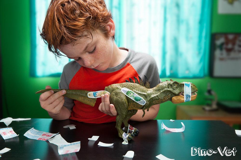 Band-Aids / Dino-Vet