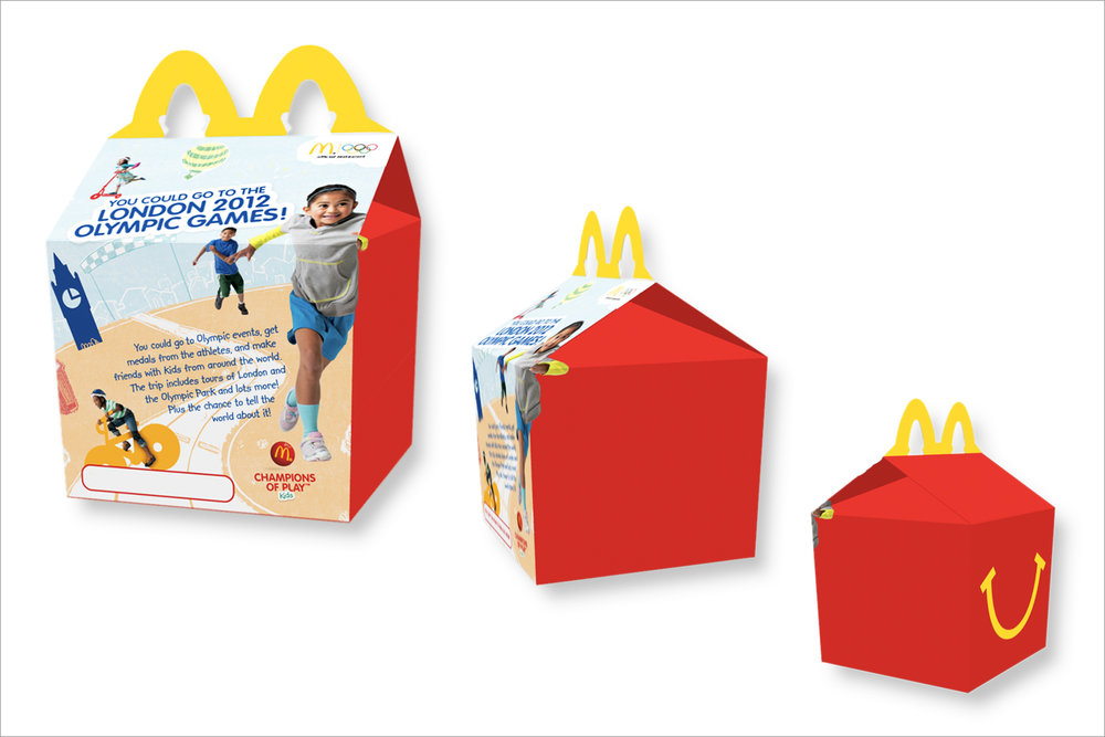 """McDonald's / Olympics""  > Agency:  The Marketing Store Worldwide"