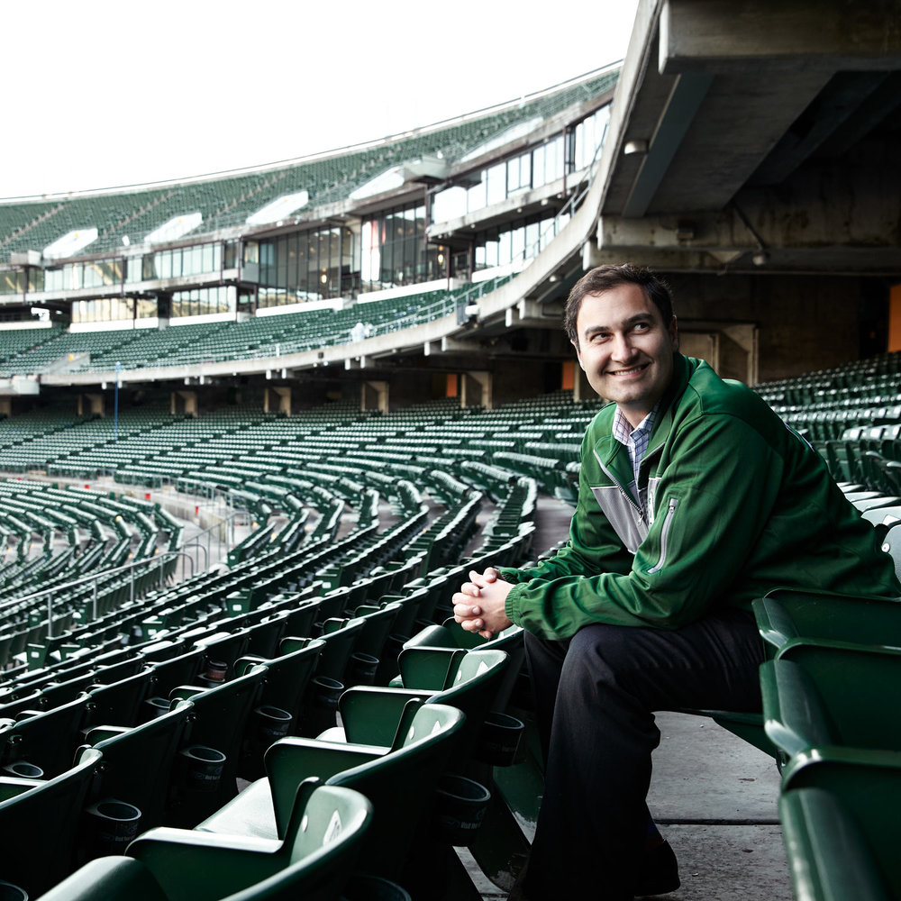 Oakland A's President, Dave Kaval