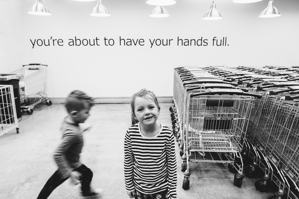 Bennett and Atticus ikea shopping cart hands full-1.jpg