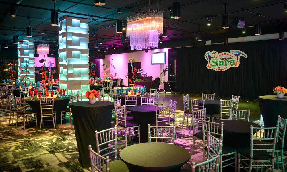 Bat Mitzvah Photographer: A Magic Moment | Bat Mitzvah Venue: The Mezz | Bat Mitzvah Planner: Just Mitzvah!