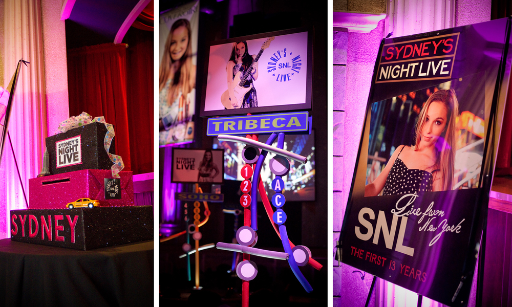 Bat Mitzvah Photographer: Scott Watt | Bat Mitzvah Venue: Hard Rock Live | Bat Mitzvah Planner: Bliss Events