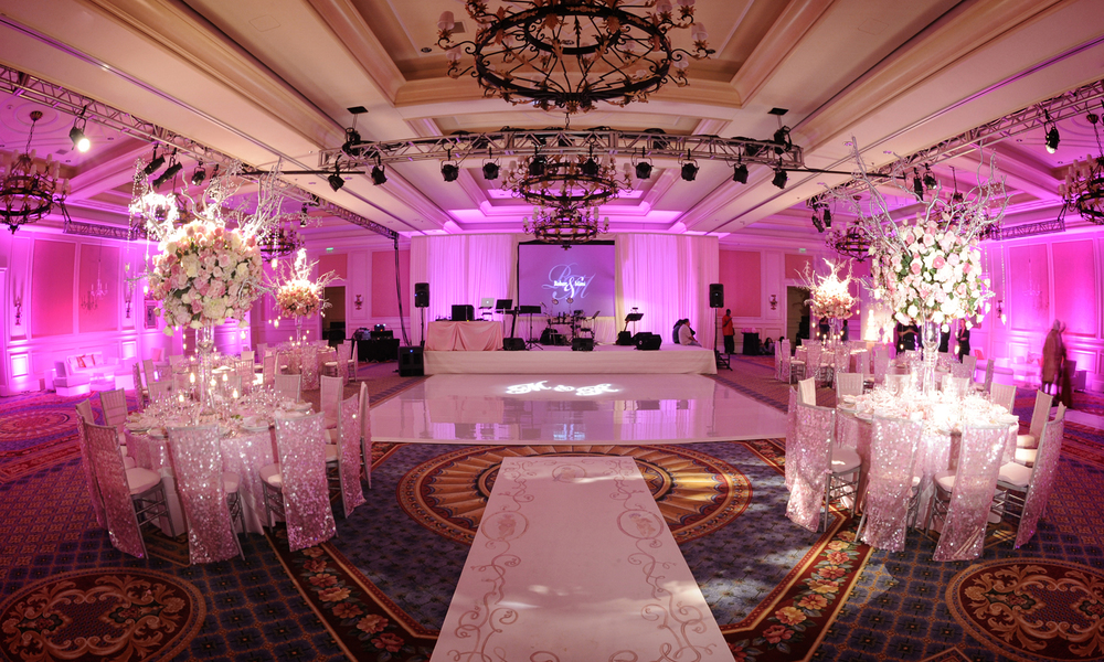 Wedding Photography: Damon Tucci | Wedding Reception: The Ritz-Carlton Orlando | Wedding Planner: Weddings Unique