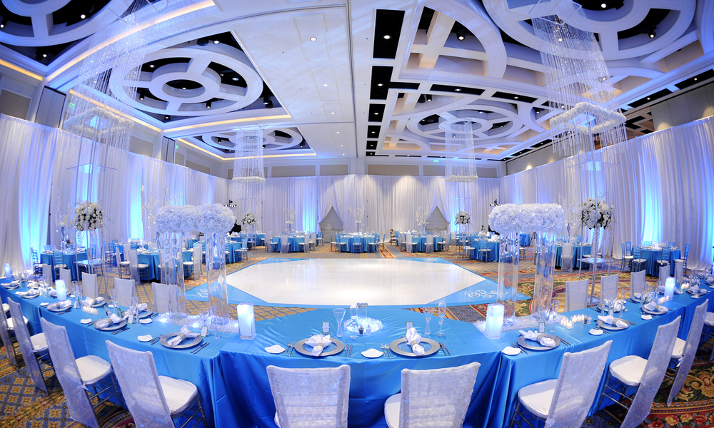 Wedding Photography: Damon Tucci | Wedding Reception: The Ritz-Carlton Orlando | Wedding Planner: Shira Riley