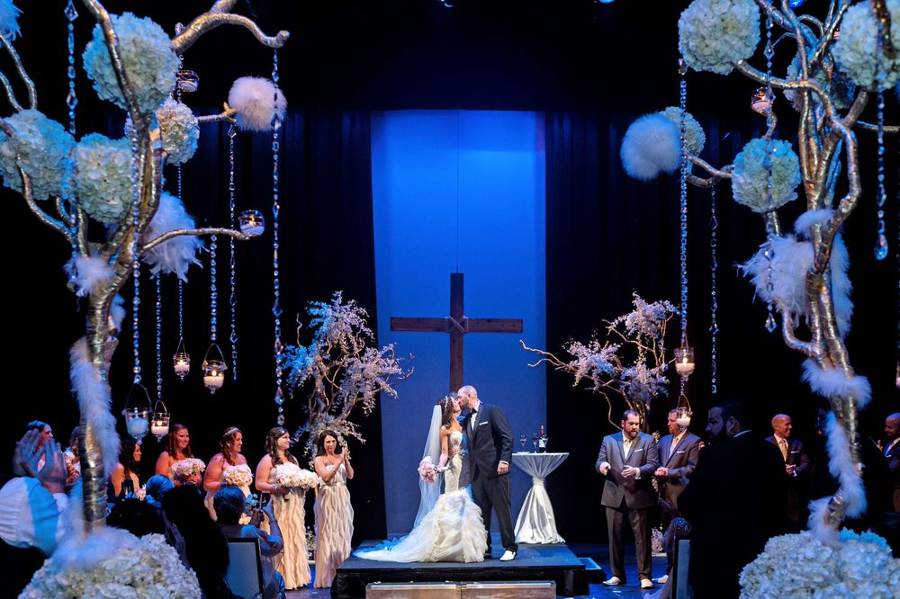 Wedding Photographer: Kristen Weaver Photography | Wedding Ceremony: Dr. Phillips Center for the Performing Arts | Wedding Planner: An Affair To Remember