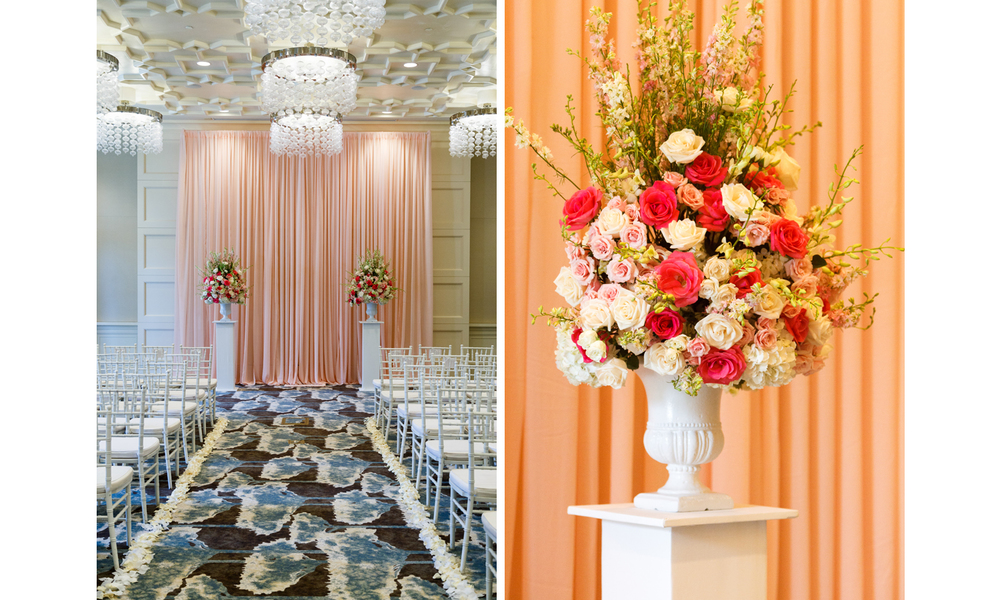 Wedding Photographer: Victoria Angela Photography | Wedding Ceremony: Four Seasons Orlando | Wedding Planner: Tres Chic Southern