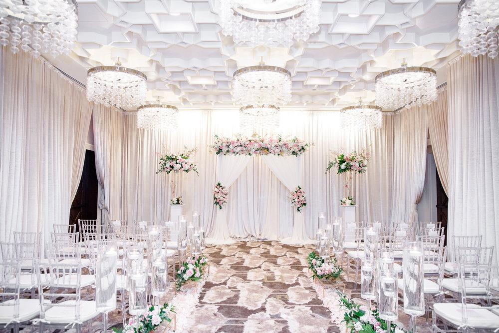 Wedding Photographer: Victoria Angela Photography | Wedding Designer: Tres Chic Whitney | Wedding Location: Four Seasons Resort Orlando at Walt Disney
