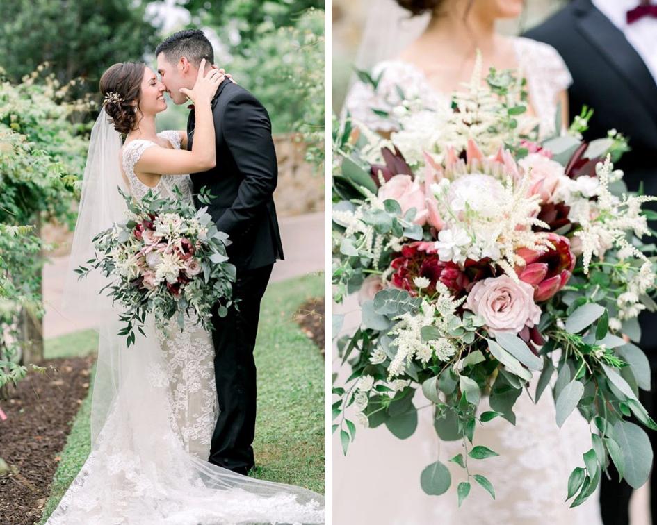 Wedding Photographer: Kristen Weaver | Wedding Coordinator: Blush By Brandee Gear | Wedding Location: Bella Collina