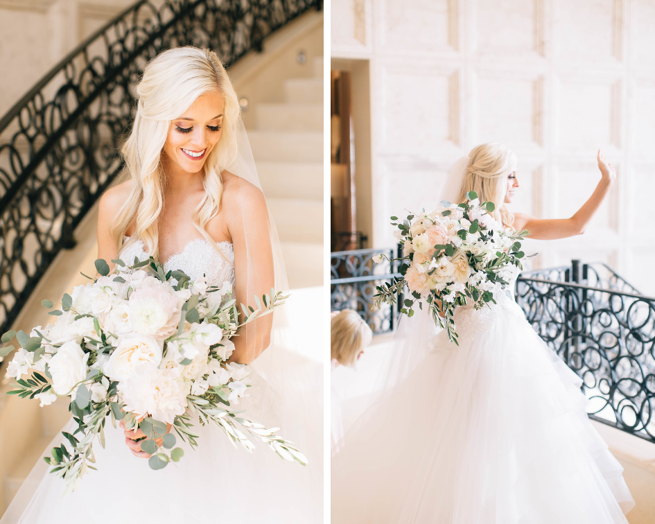 Wedding Photographer: NIMA Photography  | Wedding Coordinator: The Soiree Co. Weddings  |  Wedding Location: Four Seasons Resort Orlando at Walt Disney